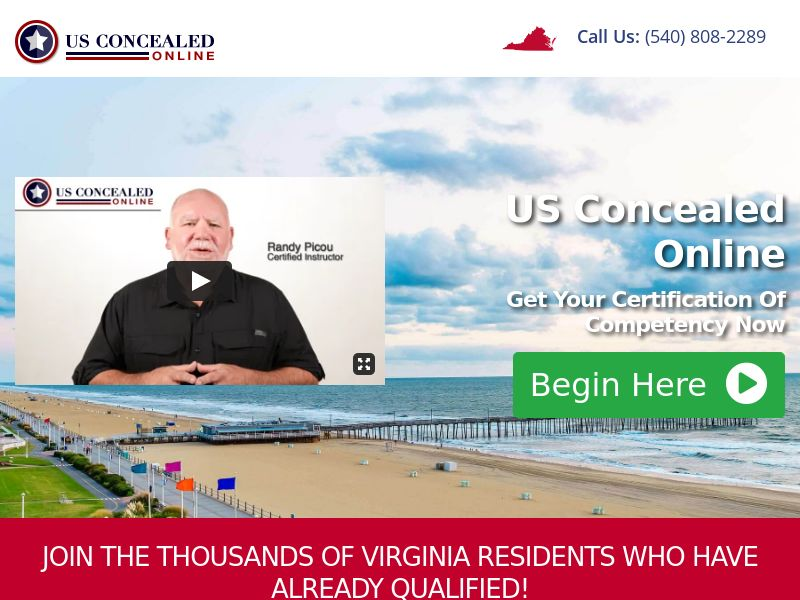 US Concealed Online - State LP [US] (Email,Native,Social,Banner,Push,Search) - CPA {NoGoogle}