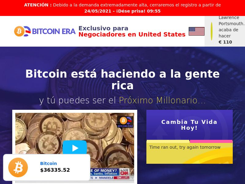 Bitcoin Era CPA ES [LATAM]
