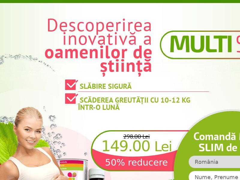 Multi Slim: Diet - COD - Desktop & Mobile [RO]