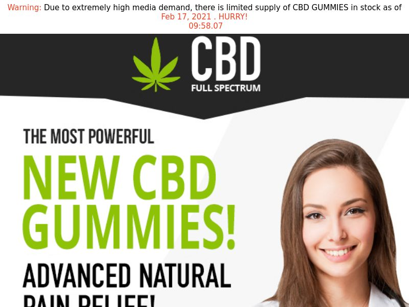 CBD Gummies [UK] (Email,Social,Banner,Native,Push,SEO,Search) - CPA