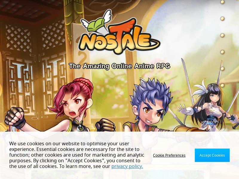 NosTale - SOI - United States