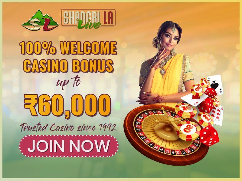 Shangrilalive.com Casino CPA - India