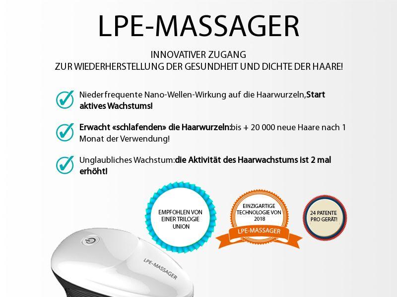 LPE Massager DE