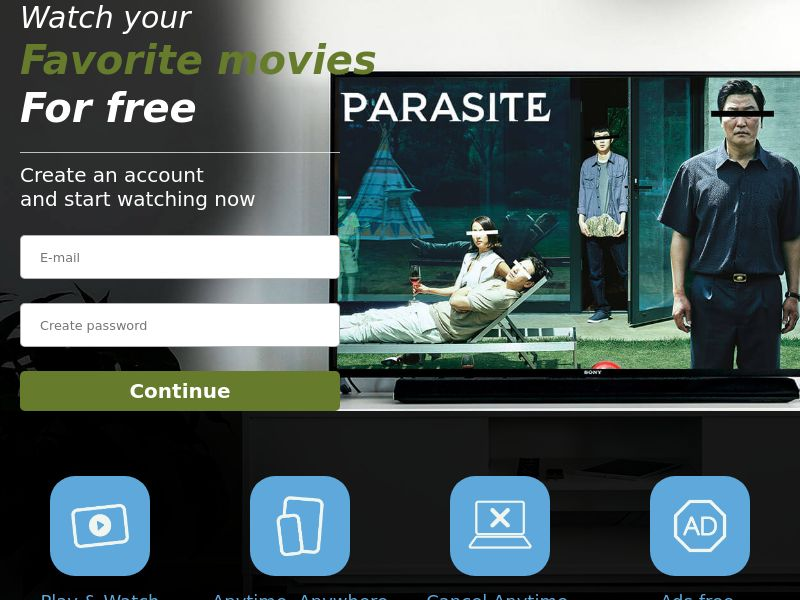 Parasite Streaming - INCENT - US