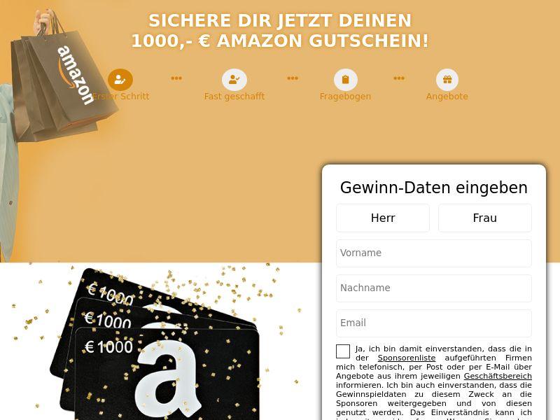 Amazon Voucher - DE
