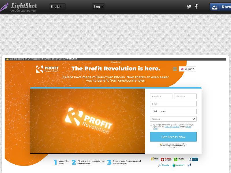 Profit Revolution