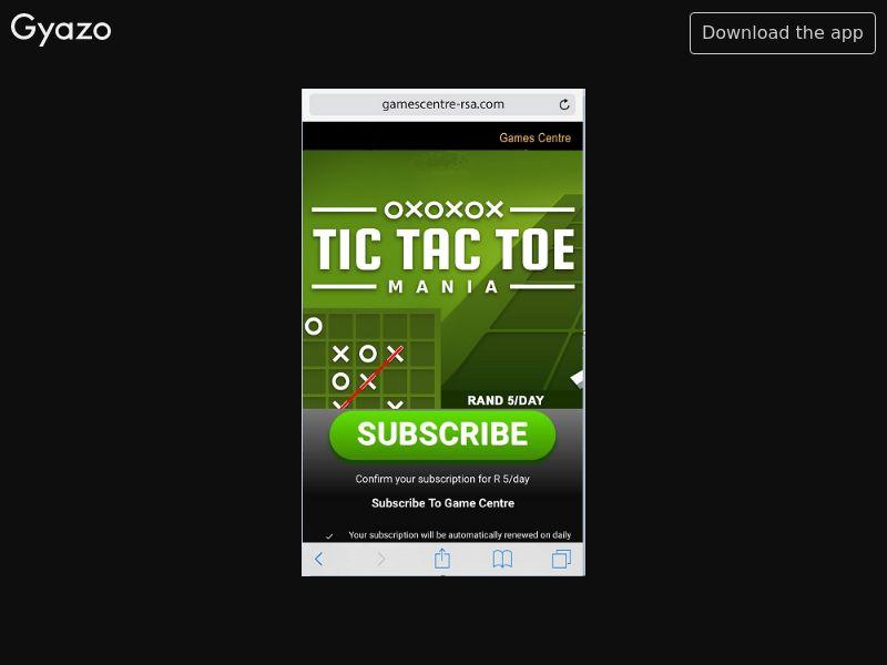 Tic Tac (ZA)
