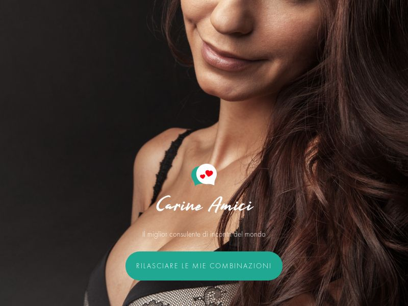 CarineAmici - IT (IT), [CPL], For Adult, Dating, Content +18, Single Opt-In, women, date, sex, sexy, tinder, flirt