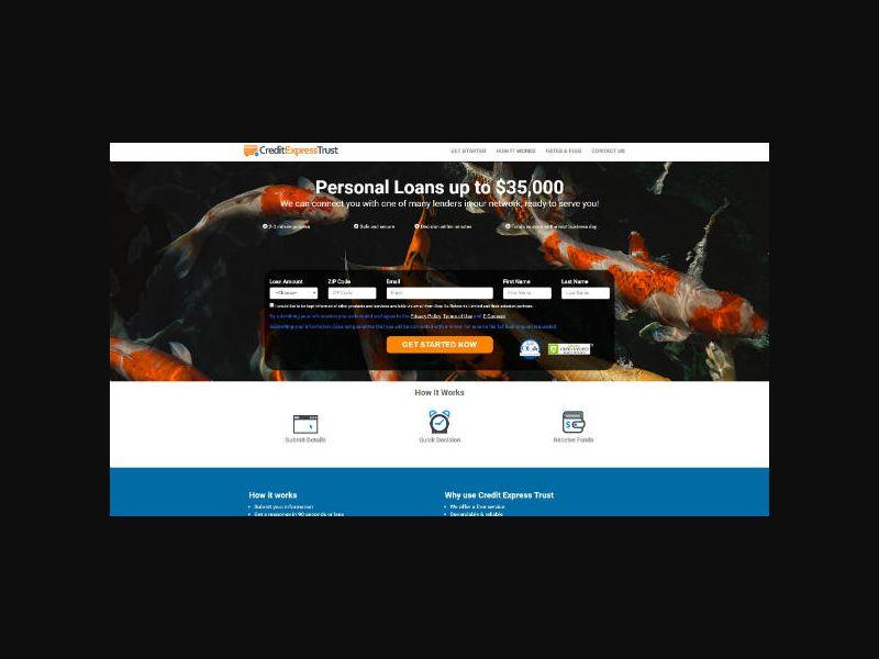Credit Express Trust - RevShare (US)