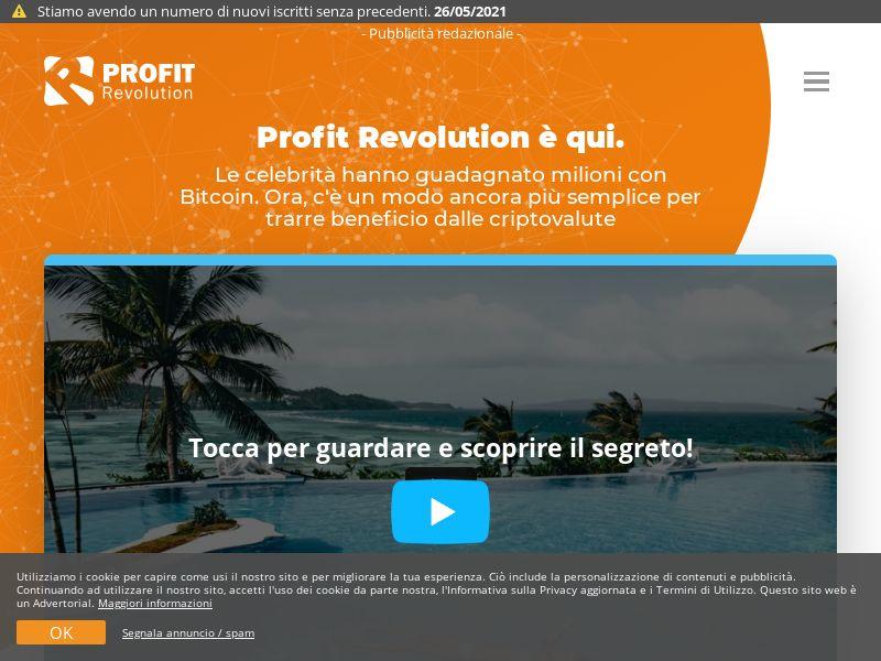 Profit Revolution IT (IT), [CPA]