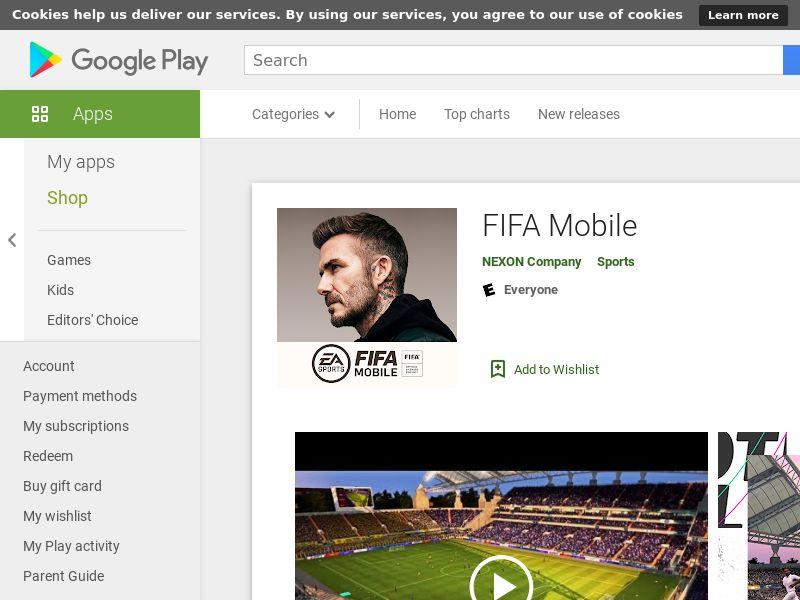 FIFA Mobile_Android_KR (hard kpi: RR>40%, 008_NPSNComplete (Tutorial) >45%)