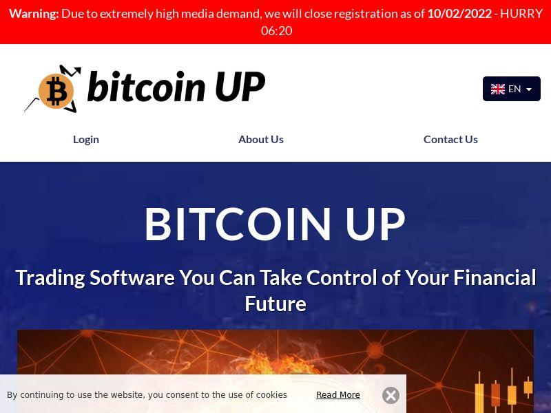 Bitcoin Up Pro English 1258