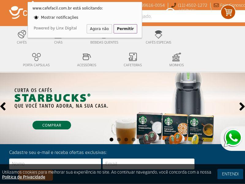 Café Fácil BR CPA