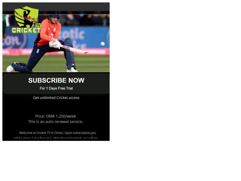 CricketTV Ooredoo