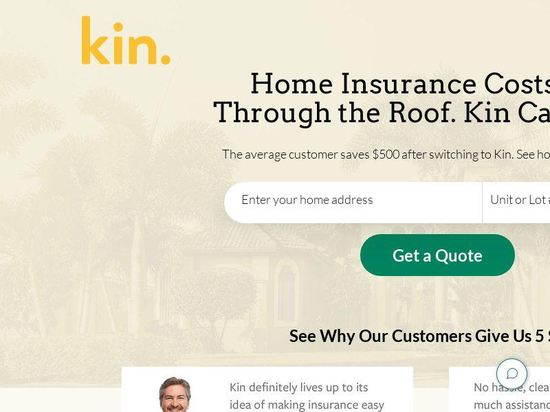 (12847) [WEB] Kin Insurance - US - CPL