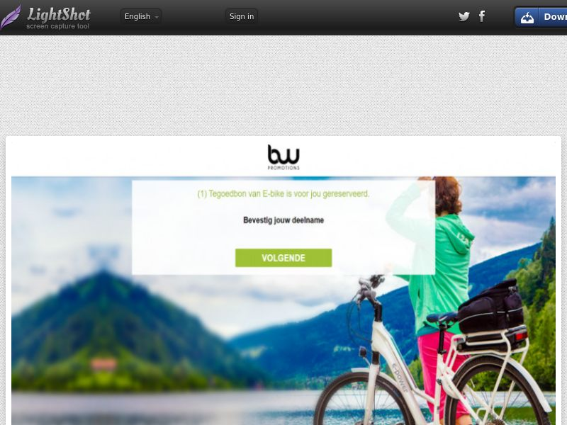 Bwpromotions - E-Bike Baw (NL) (CPL) (Personal Approval)