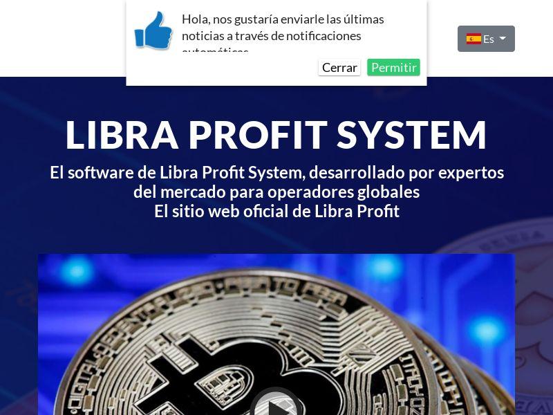 Libra Profit Software Spanish 1045