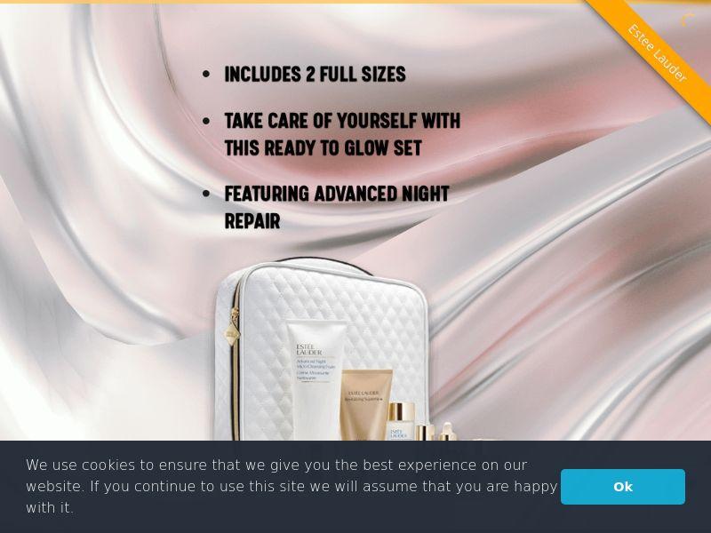 Estee Lauder - Mobile and Desktop - UK - Incent OK