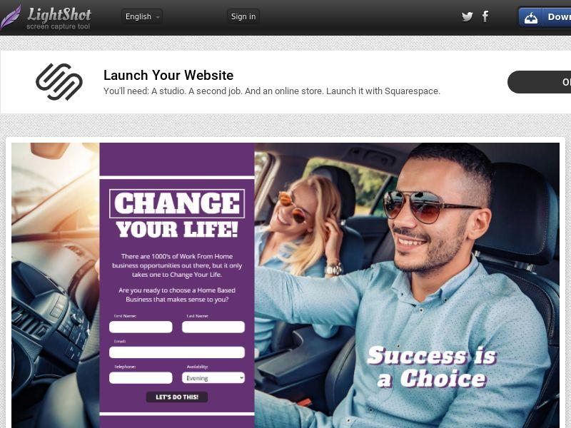Change Your Life (CPL) - Biz-Opp - US,CA