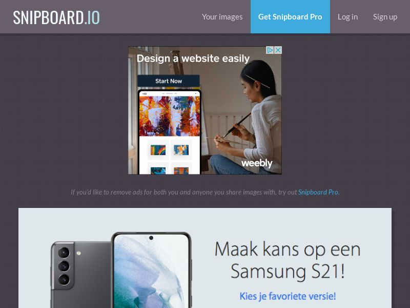 Samsung Galaxy S21 - NL (NL), [CPL], Lotteries and Contests, Single Opt-In, paypal, survey, gift, gift card, free, amazon