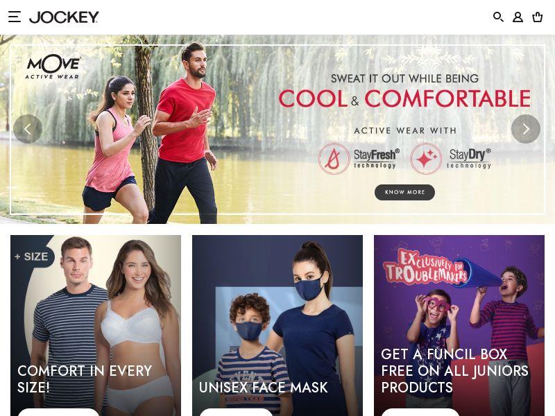 JockeyIndia.in CPS - India