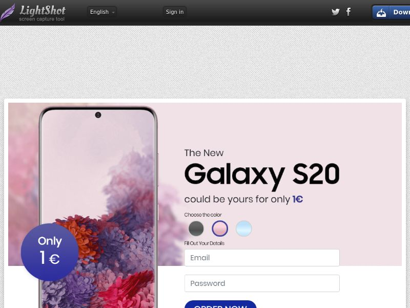 SugarBeats Samsung S20 v2 (Sweepstake) (CC Trial) - Hungary [HU]