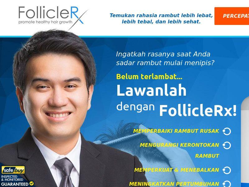 FollicleRx LP01 (Indonesian) - Male - Hair