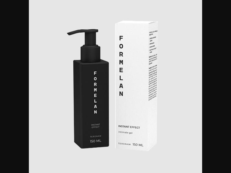 FORMELAN – DK – CPA – penis enlargement, potency – gel - COD / SS - new creative available