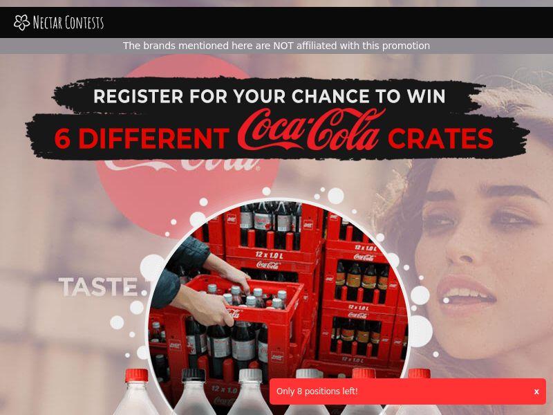 NectarContests - Coca Cola - AU - CPL - DIRECT