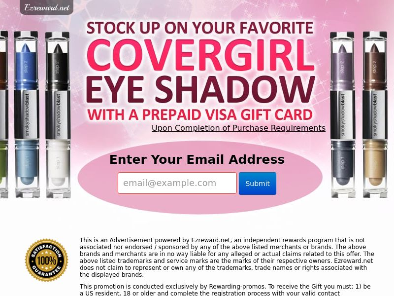 Covergirl Eye Shadow - INCENT - US