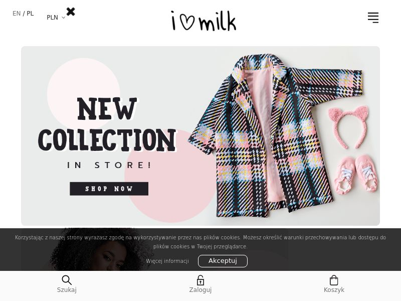ILoveMilk - PL (PL), [CPS], Fashion, Clothes, Accessories and additions, Accessories, Presents, Sell, shop, gift