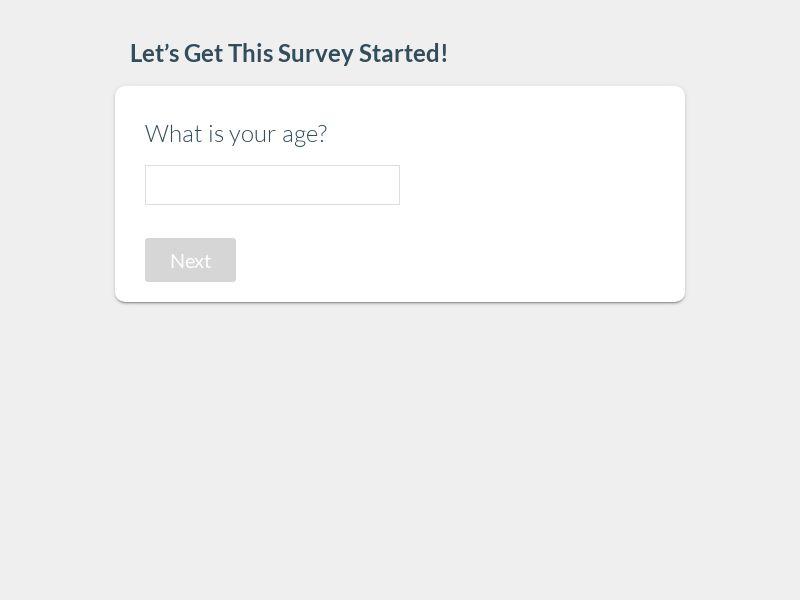 Auto Survey   US - Incent