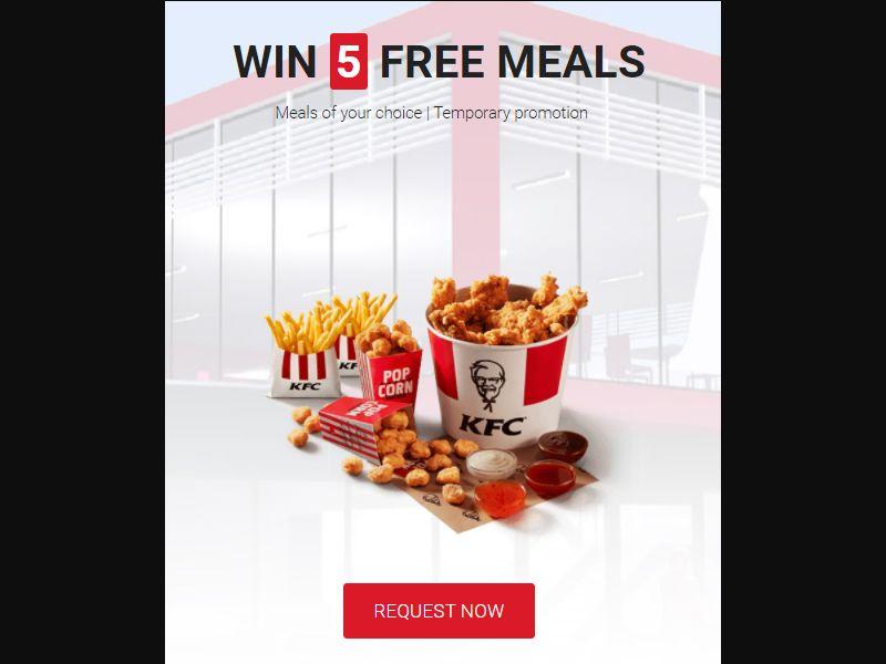 KFC (NZ) (CPL) (Personal Approval)