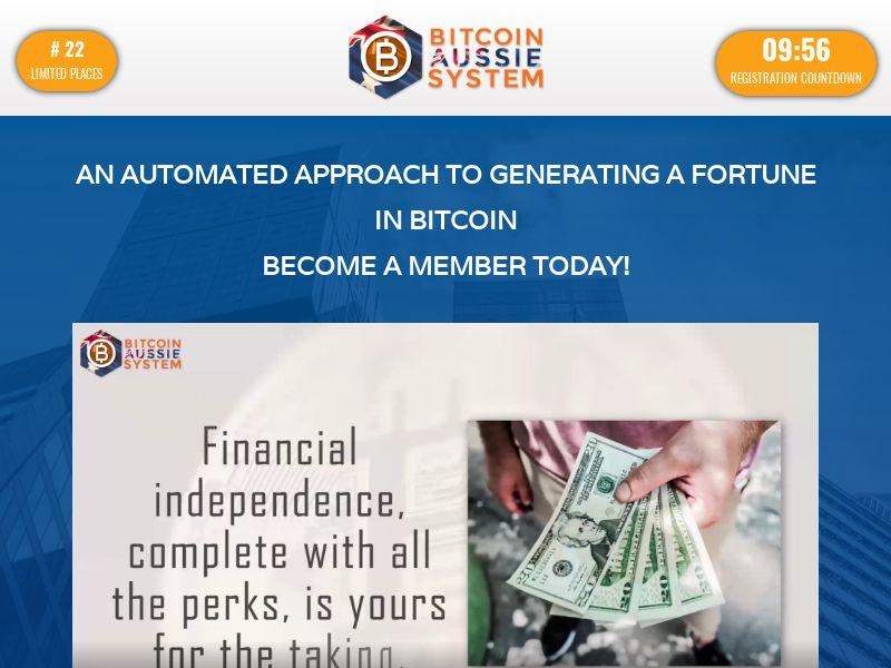 Bitcoin Aussie App - AU