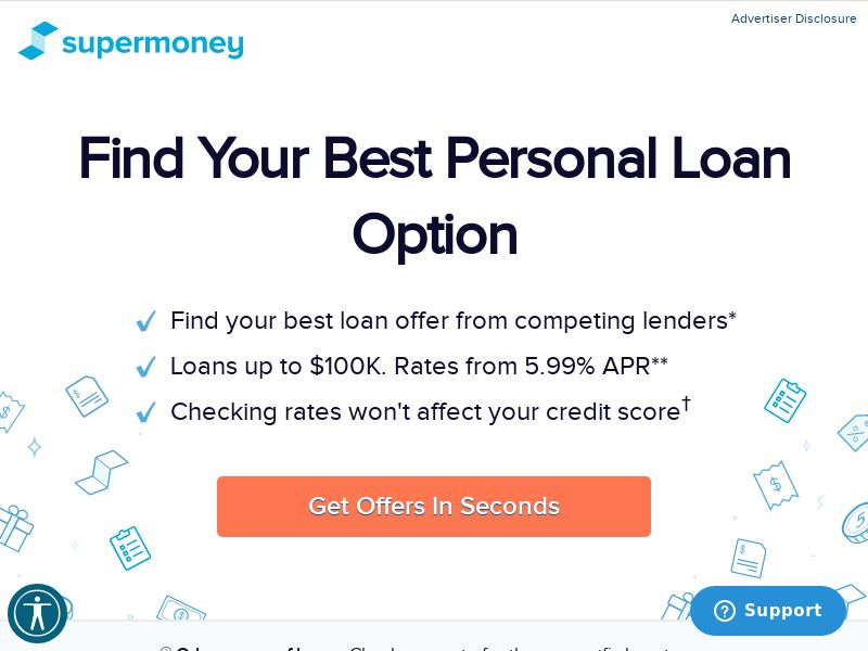 Supermoney Renters Insurance US   CPA
