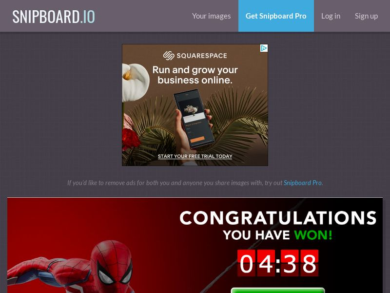 US - AbsoluteWinner - Playstation 5 (Spiderman Red) - CC Submit