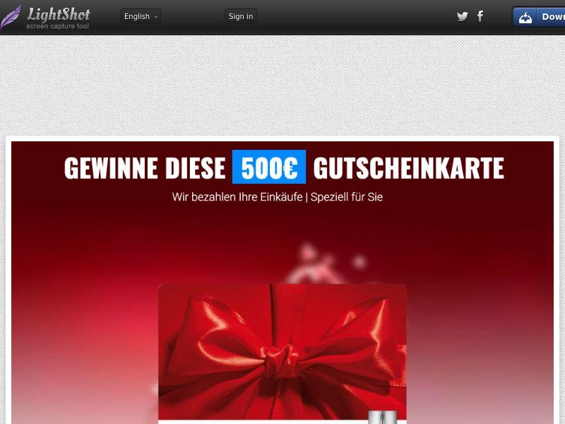 Win €750 MediaMarkt Voucher DE SOI (WEB) Non Incent