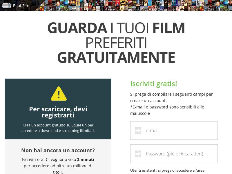 AdCenter Movies (IT) - CPA, VOD, Free Trial, CC Submit, Multi-Geo