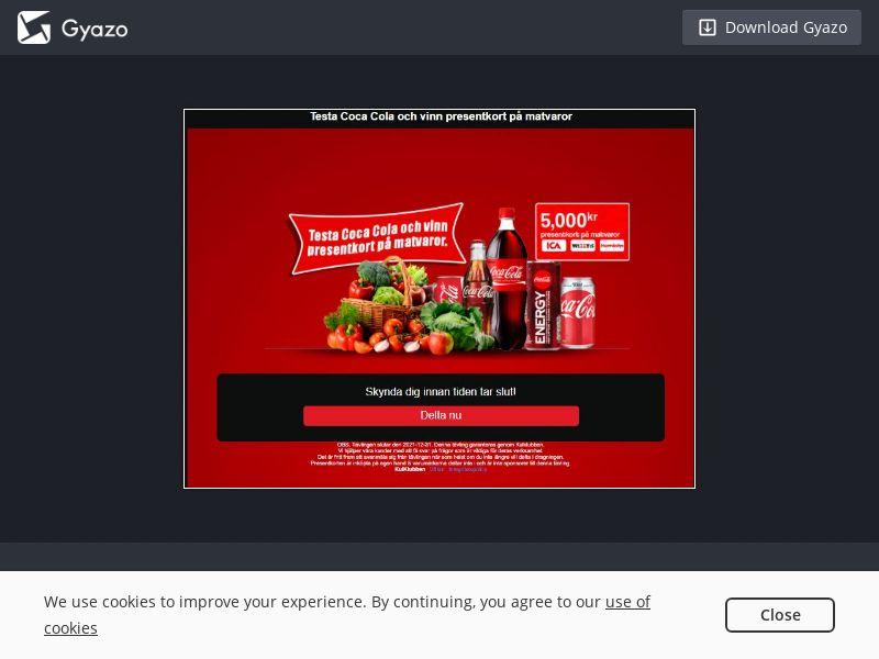 Coke Voucher (SE) (CPL)