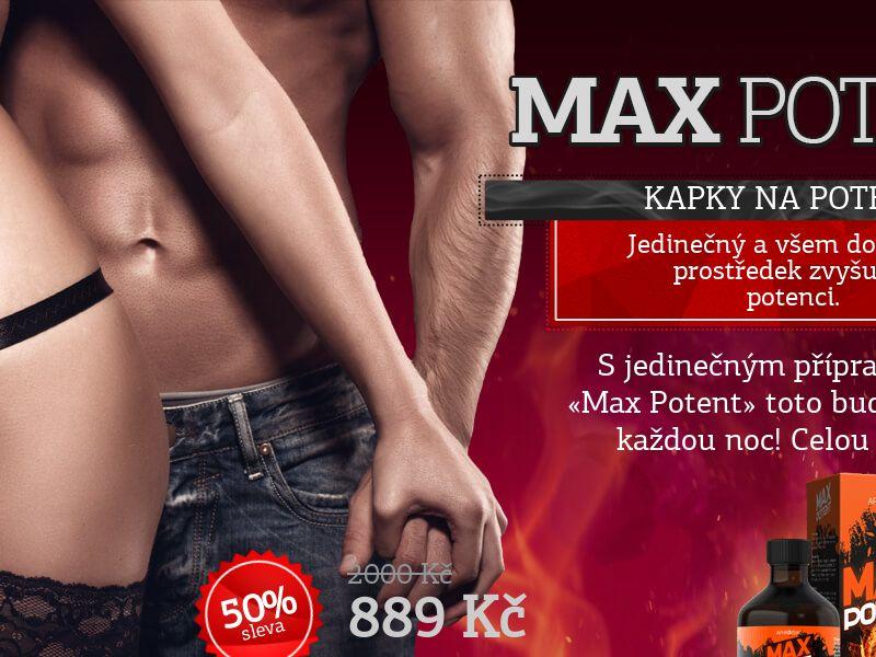 Max Potent - COD - [CZ]