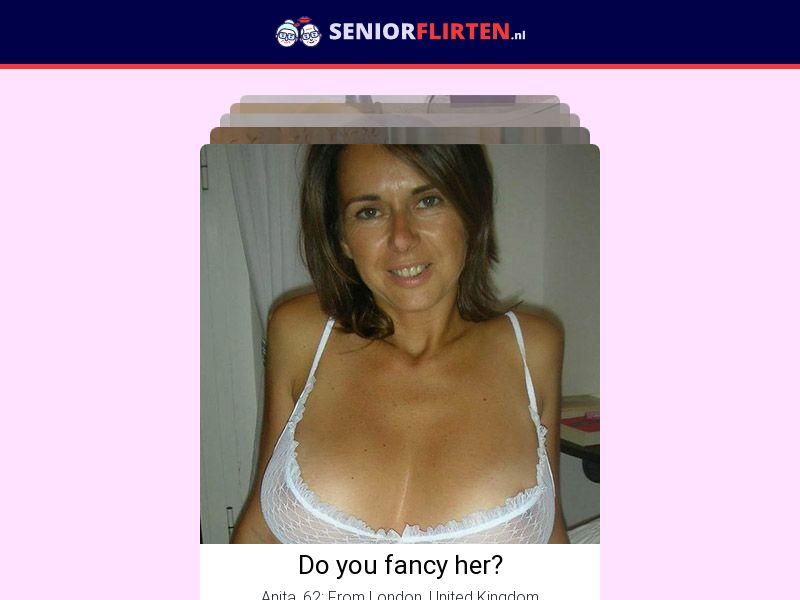 12383) [WEB] SeniorFlirten - NL - CPL