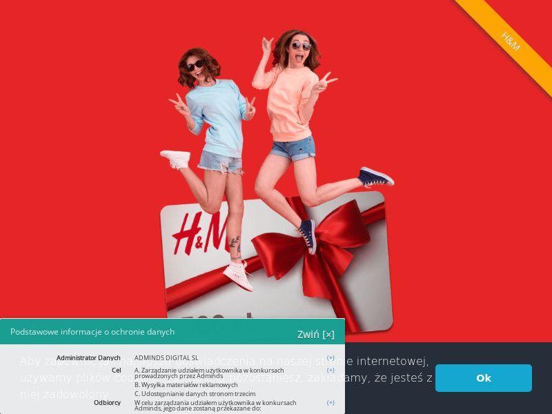 H&M Karta Podarunkowa (PL), [CPL]