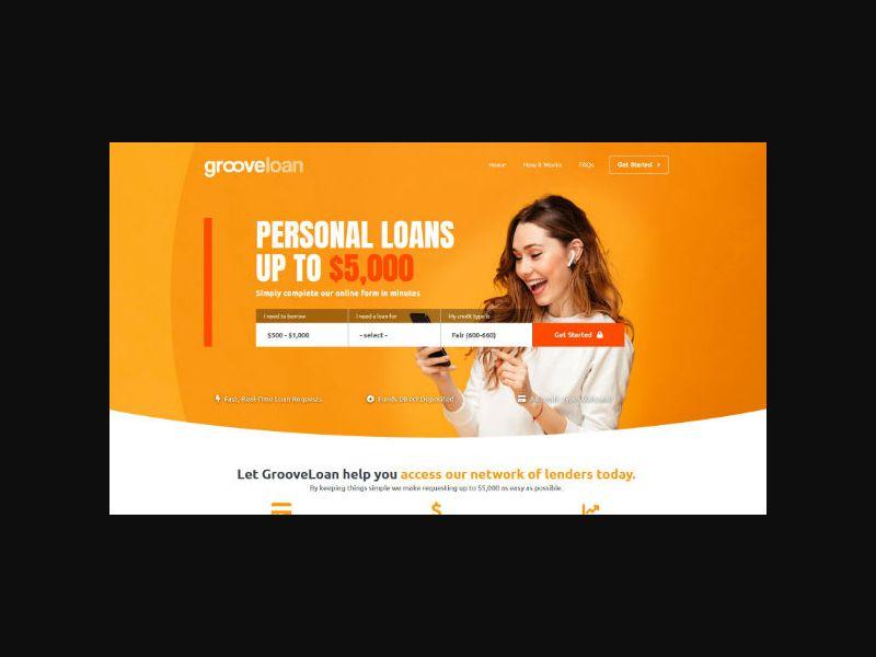 Groove Loan (US)