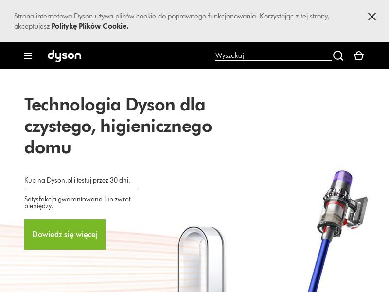 Dyson - PL (PL), [CPS], Appliances and Electronics, Household goods, Sell, shop, gift