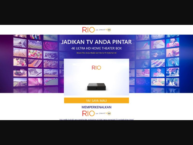 Rio - Smart TV 123 - Indonesian Video page - SS - [ID]