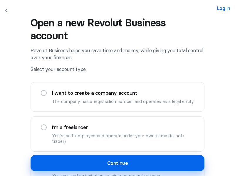 Revolut Business - CPL - IT, UK, DE, NL, FR