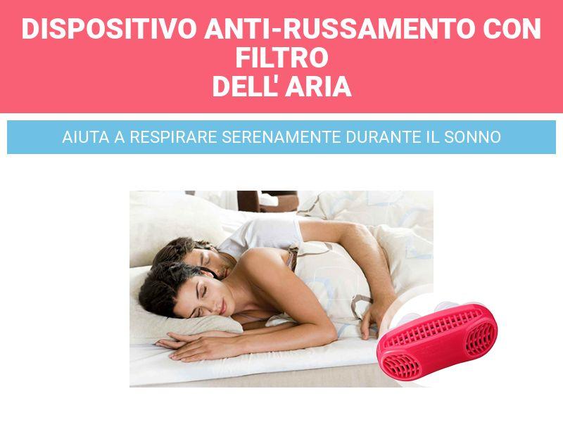 Anti-Snoring Device - Italy [IT] - COD