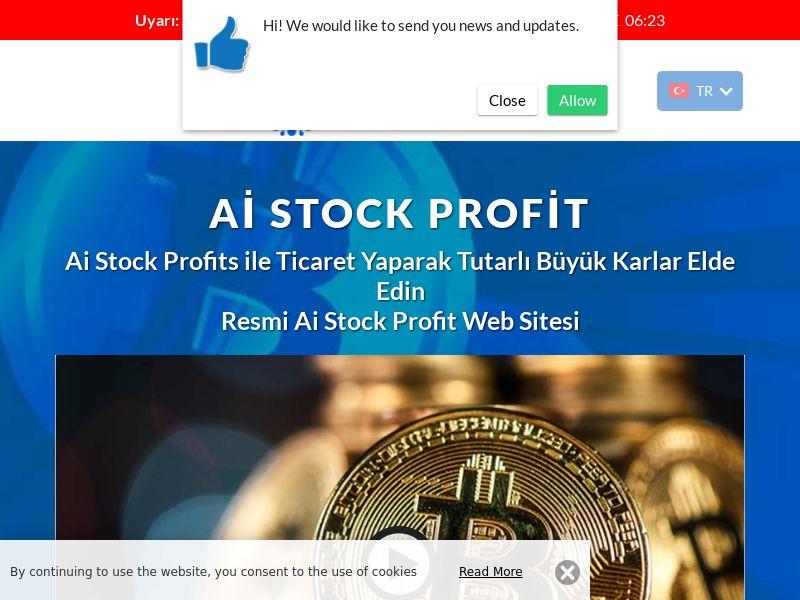 Ai Stock Profit - tier2 Turkish 3170