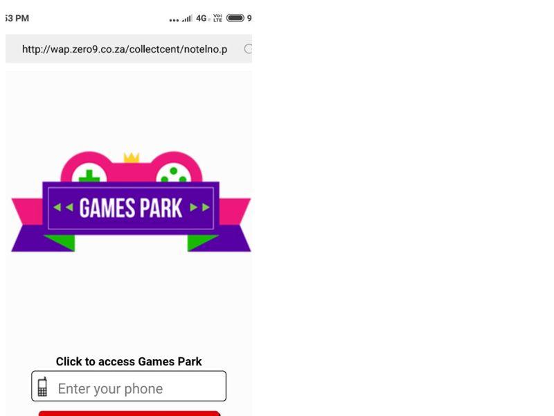 Games Park MTN