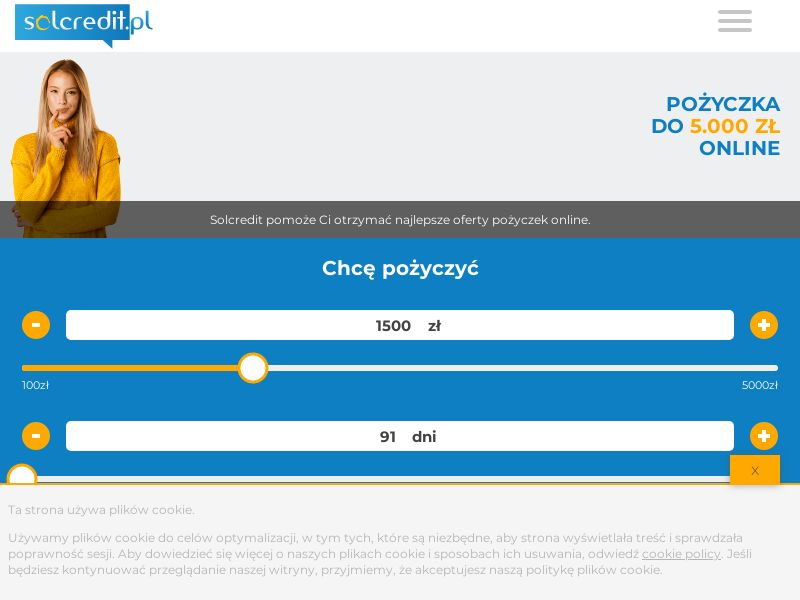 8981) [WEB+WAP] SolCredito - PL - CPA